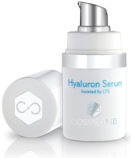 Premium Anti Aging Gesichtspflege - Hyaluron und Paracress Serum by COSMED.ME